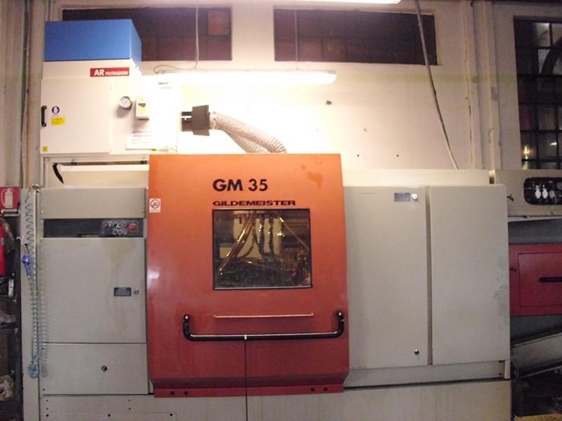 2064 ARNO GILDEMEISTER GM 35