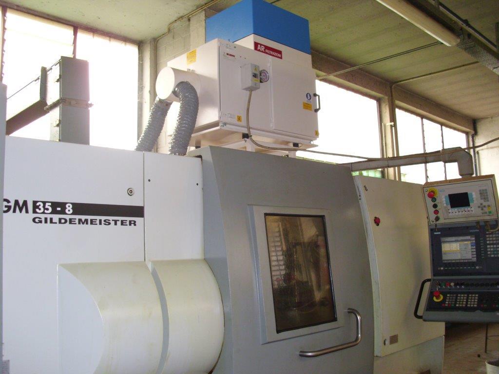 DSCI0004 ARNO GILDEMEISTER GM 35 8